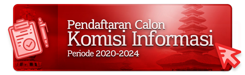 Pendaftaran Calon KI 2020-2024